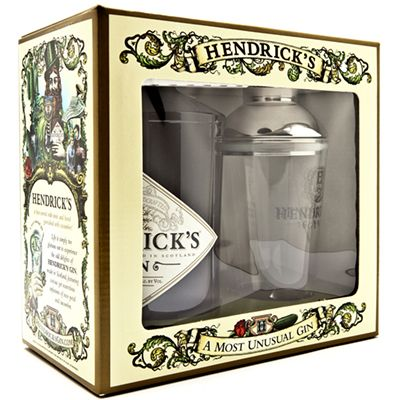 Image result for hendricks gin gift set