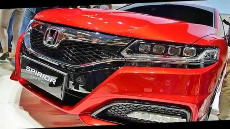 Five Years After Honda And Its Chinese Joint Venture Partner Dongfeng Automobile Kicked Off Production Of The Local Market Accord Dubbed Spirior