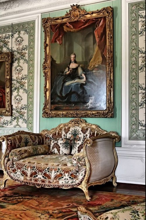 52 best Louis XVI images on Pinterest France, Marie antoinette - barock mobel versailles sofa