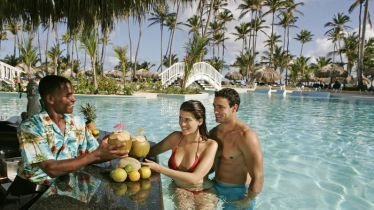 Grand Palladium Palace resort, Punta Cana, Dominican Republic #vacation #allinclusive