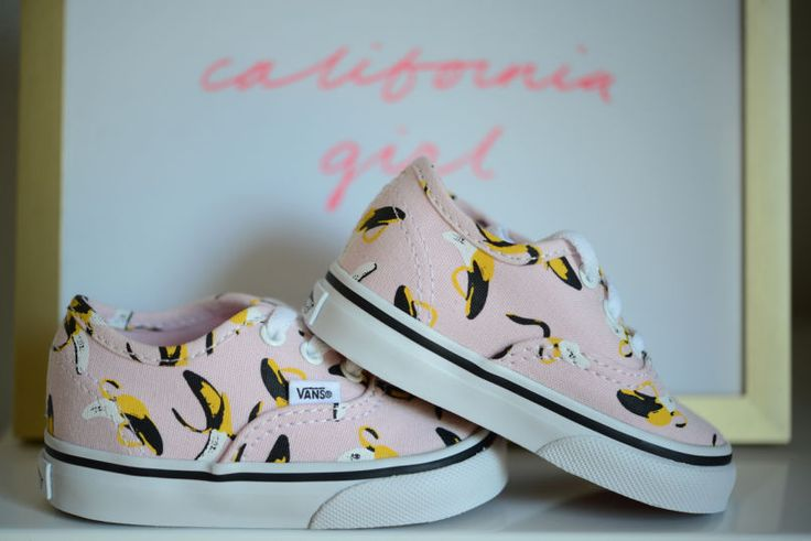 {Banana Vans that I can't wait for Sloan to fit into}
