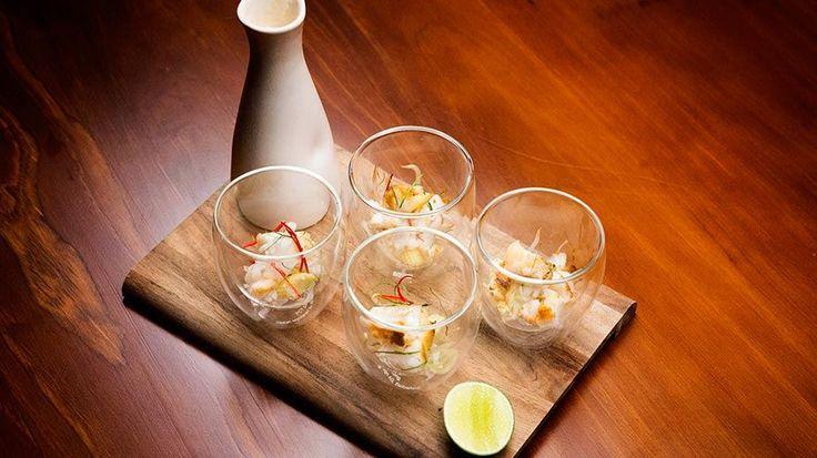 Lemongrass Thom Kha with Lobster