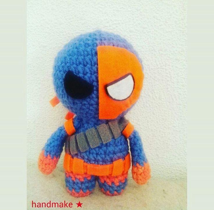 #Deathstroke #actionfigure  #handmake #handmade #crochet #instacrochet #amigurumi #dc #dccomics #Batman #Superhero #DCUniverse #etsy #toy #sladewilson #ручнаяработа #дезстроук #диси #амигуруми #игрушка #коллекционнаяфигурка