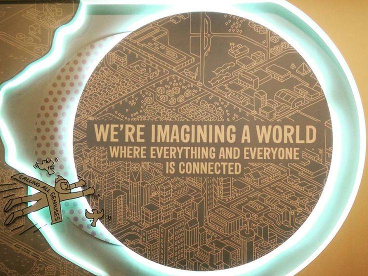 唉歐踢的英文聽力練習 結果旁邊都是業界和社會人士哈哈 #computex2016 #iot #ecosystems #partnerships by leo5670 | Instagram ...