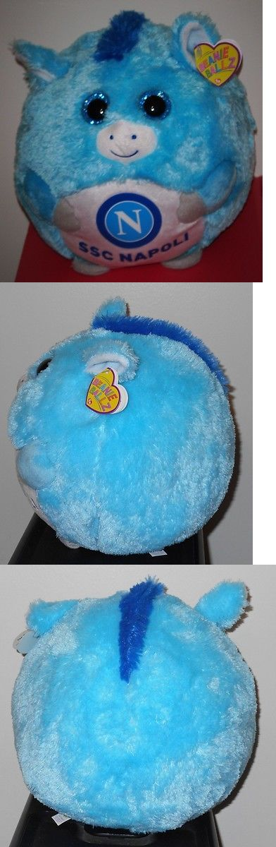 Current 438: Ty Beanie Ballz ~ Ssc Napoli The 8 Soccer Team (Italy Exclusive) Medium ~Mwmt S -> BUY IT NOW ONLY: $31.9 on eBay!