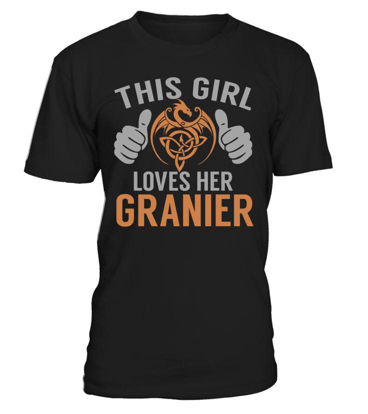 This Girl Loves Her GRANIER #Granier