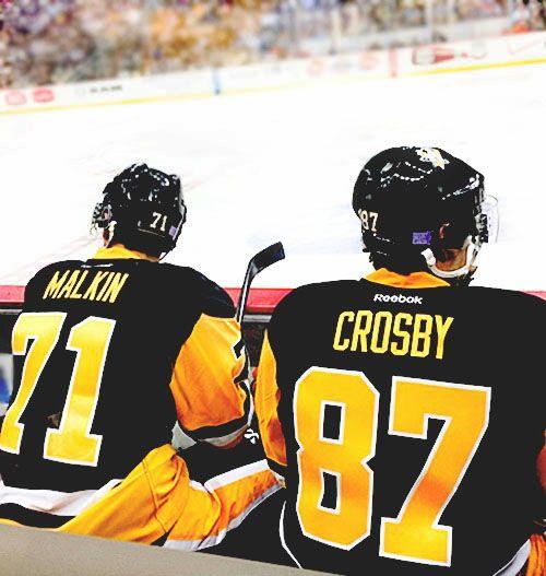 geno + sid | pittsburgh penguins hockey #nhl