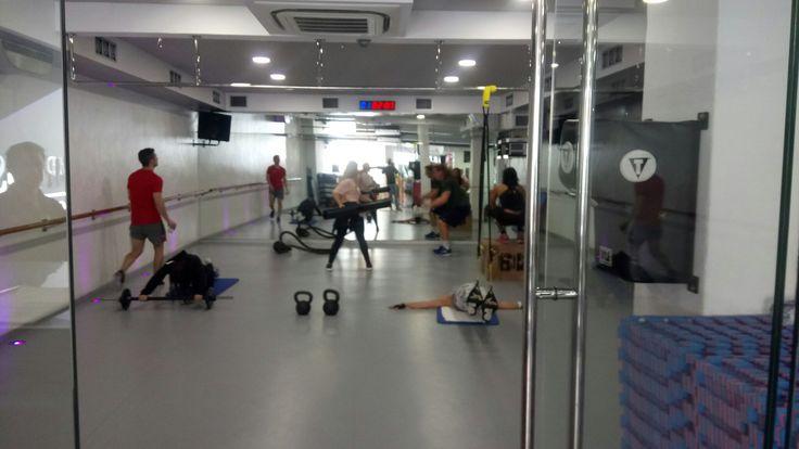 Gym shoots