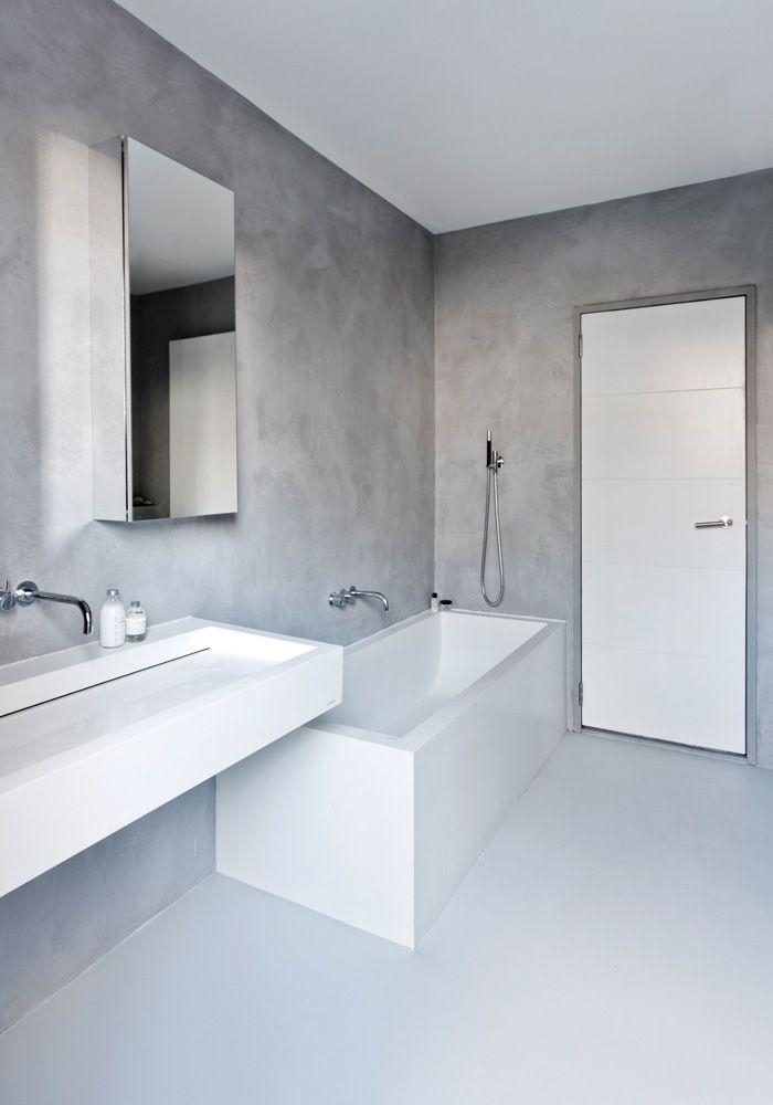Tadelakt tadelakt london a material pinterest for Tadelakt bathroom ideas