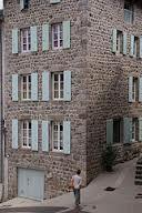 Le Cheylard - Tall, strong building - Ardèche dept. - Rhône-Alpes region, France     ...www.flickr.com