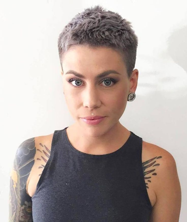 very short shaved pixie haircuts 581 best images about short hair and gorgeous silver hair