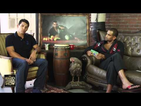 Renato Laranja Show: Episode 5 with Frank Shamrock (HD)