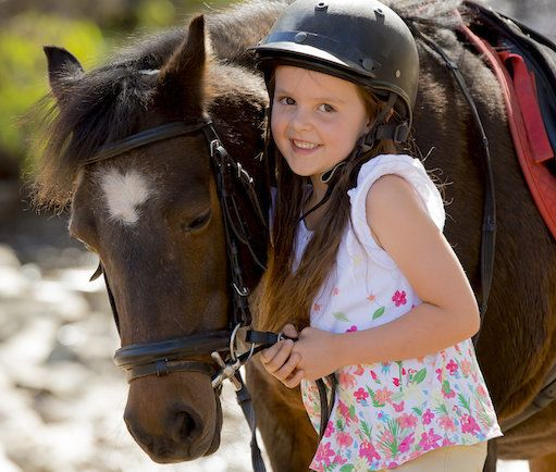 Horse riding for kids: what parents should know. Your child might love ponies on her bedroom wall, but before committing to riding lessons, teach her that horse riding is more than just a fun activity.