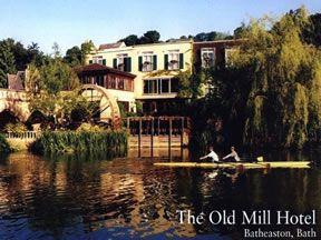 Bath: Old Mill Hotel & Lodge