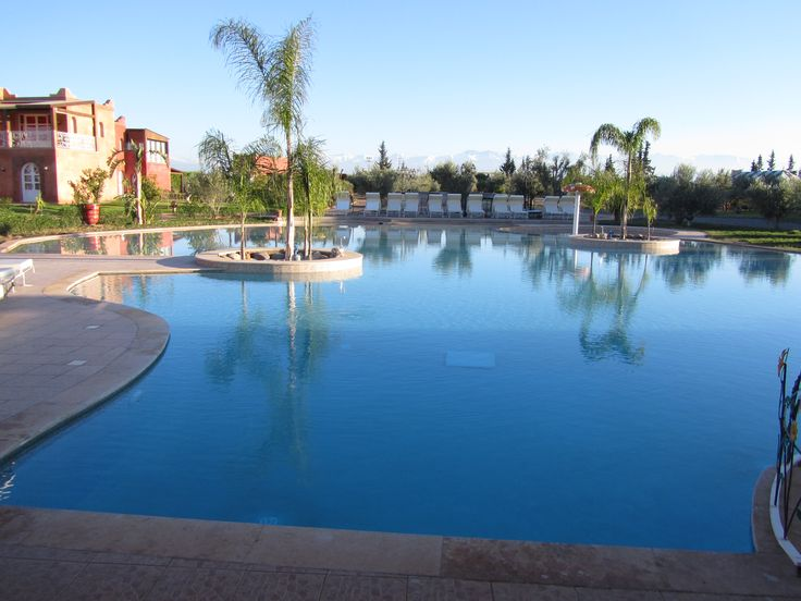 Villa avec Piscines a Marrakech