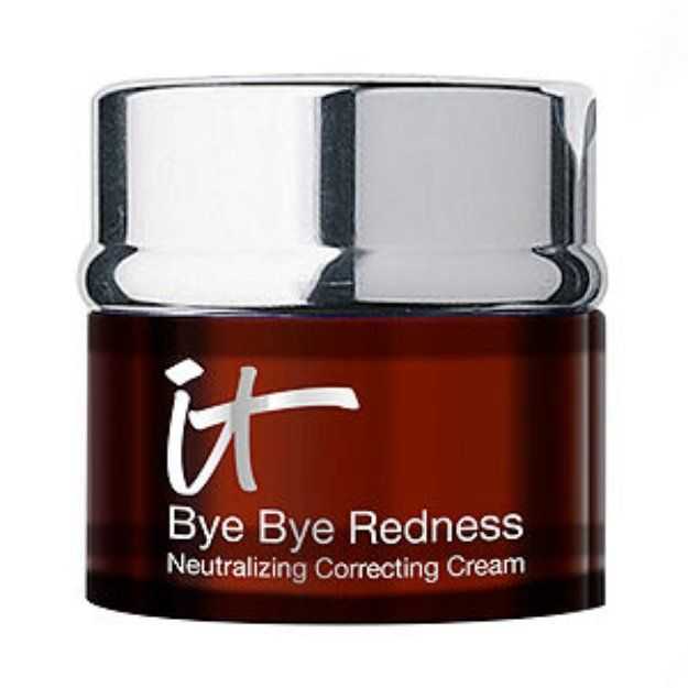 I'm learning all about It Cosmetics IT Cosmetics Bye Bye Redness Neutralizing Correcting Cream 0.37oz at @Influenster!