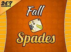 fall spades games