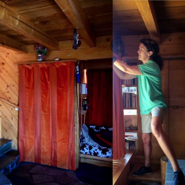 June 2017 - working on a remodeling project in the Swiss Alps - drapes in velvet & linen