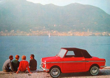 La Fiat 500 fête son 50ème anniversaire (3ème partie) - Automanie