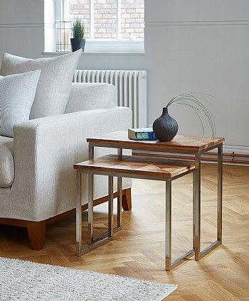 Artisan Nesting Side Tables