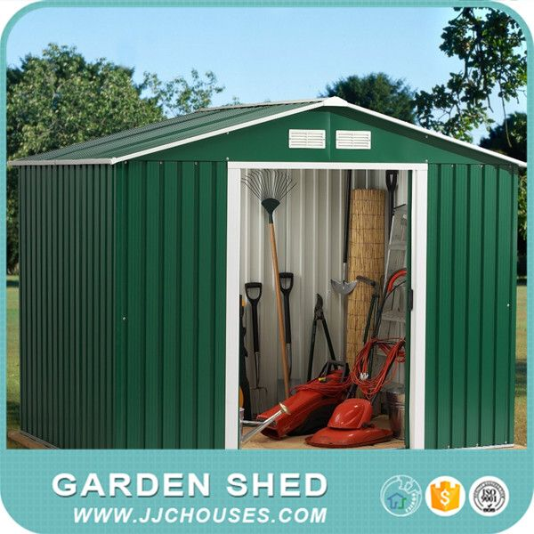www.jjchouses.com storage sheds for sale :easy assemlby,it is disassembly packing and can ship by sea very easy.Very cheap price.Use for storage tools in the garden