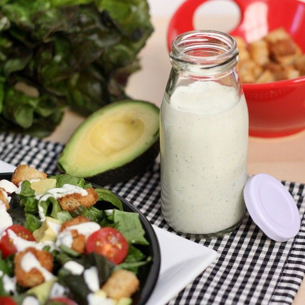 18 Homemade Salad Dressing Recipes | http://homemaderecipes.com/18-homemade-salad-dressing-recipes/