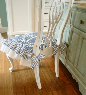 Dining Chair Seat Covers Shabby Chic