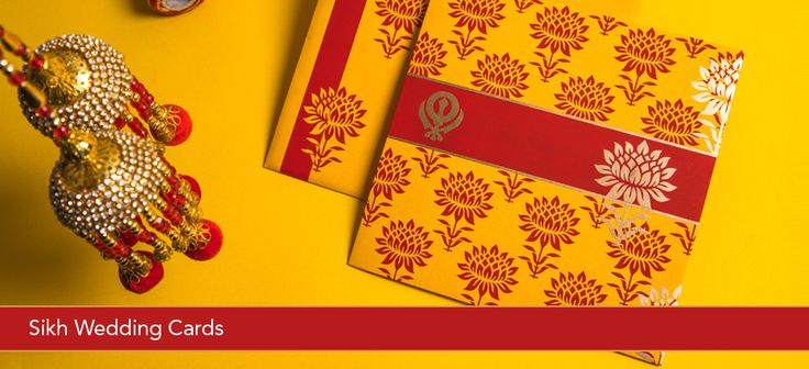 Unfold your #lovestory with this elegant #SikhCard from Shubhankar.  Shop Here :- http://www.shubhankarweddinginvitations.com/sikh-wedding-cards/  #weddingcard #weddinginvitation #creativeinvitation #
