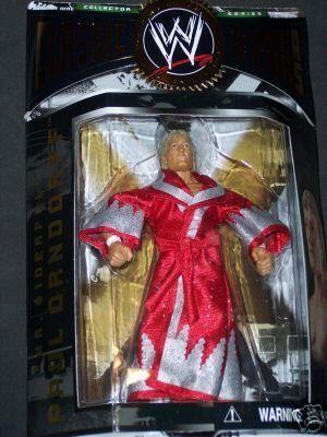 WWE - Classic Super Stars -Mr Wonderful Paul Orndorff Figure by Jakks. $5.50. MR WONDERFUL PAUL ORNDORFF