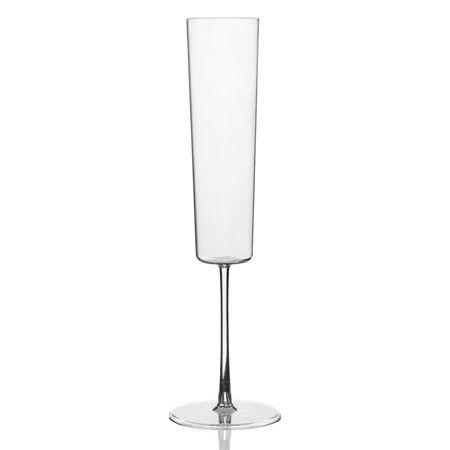 2807 Renaissance Plastic Champagne Flutes
