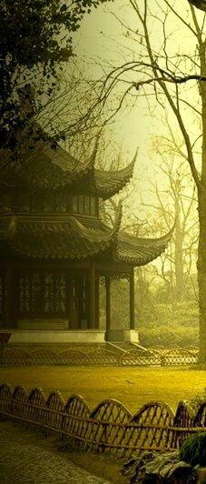 paisagem oriental