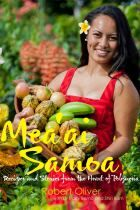 Robert Oliver's book on Samoan food and culture is a real treasure