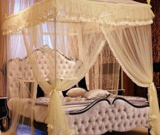 Top 7 Luxury Canopy Beds Foto Ideas