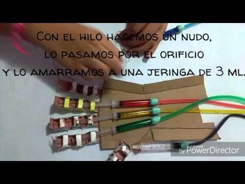 Mano hidráulica - YouTube