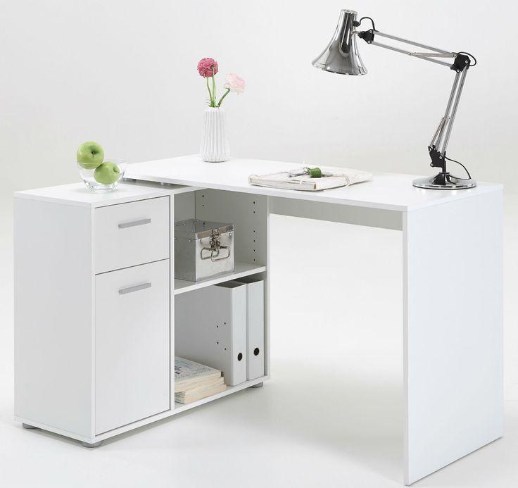 Irodai Asztalok :: Sarok Íróasztal Albrecht 1