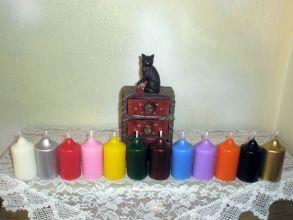 ΣΗΜΑΝΤΙΚΑ ΜΥΣΤΙΚΑ - Ενεργειακά κεριά, Ταρώ