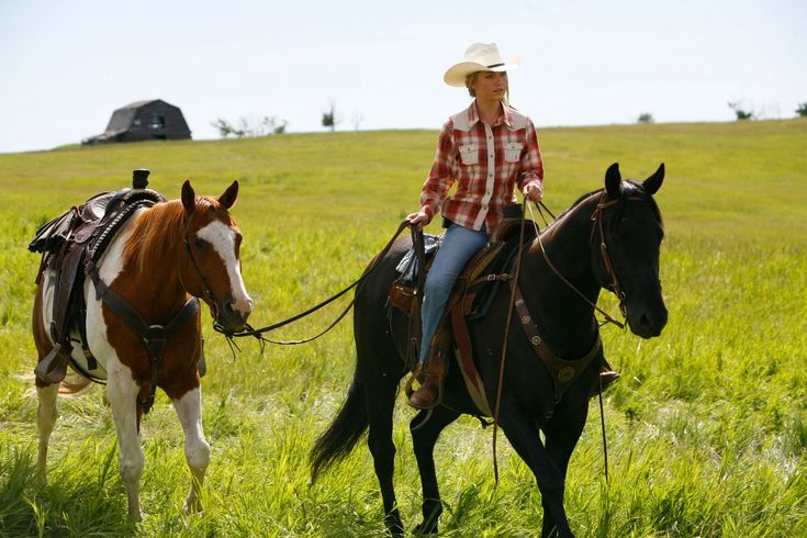 Amy! More horsing around please! - Heartland