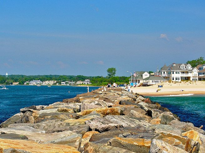Manasquan | 24 Beautiful Beaches You Won't Believe Are In New Jersey