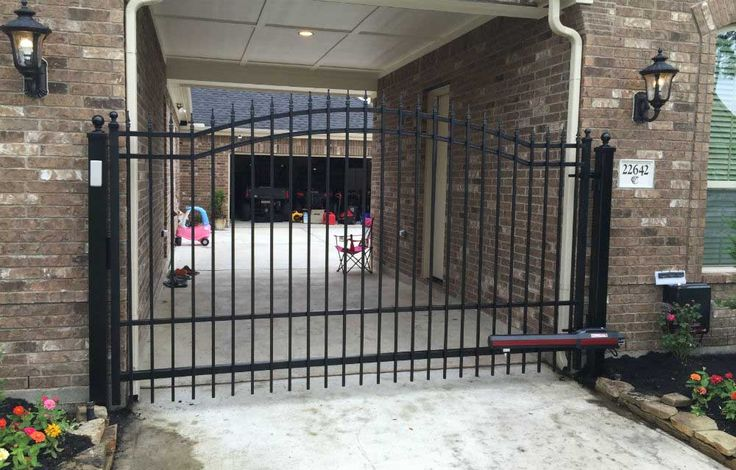 22 Best Driveway Gates Images On Pinterest Door Entry