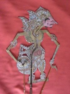 Sentanu #puppet #puppetry #shadow #art #leather #kulit #java #javanese #jawa #indonesia #asian #wayang #indonesian #arts