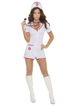 Womens Head Nurse Costume