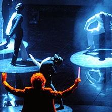 Ezralow Company - Ballerino di fama internazionale, fondatore di compagnie come i Momix e Iso, coreografo di musical cinematografici e grandi coreografie di massa, Daniel Ezralow non ha bisogno di molte presentazioni. Dopo quattro anni di assenza dal palcoscenico, torna in ...