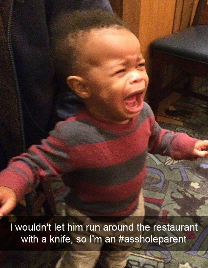 20 photos qui prouvent que les enfants n'ont besoin d'aucune raison valable pour détester leurs parents !