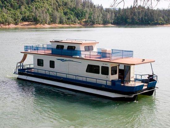 Shasta Lake - Houseboats Rentals