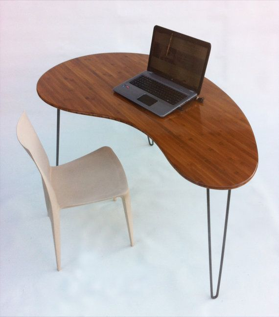 60 Mid Century Modern Vintage Half Moon Coffee Table: 35 Best Images About Curved Desks On Pinterest