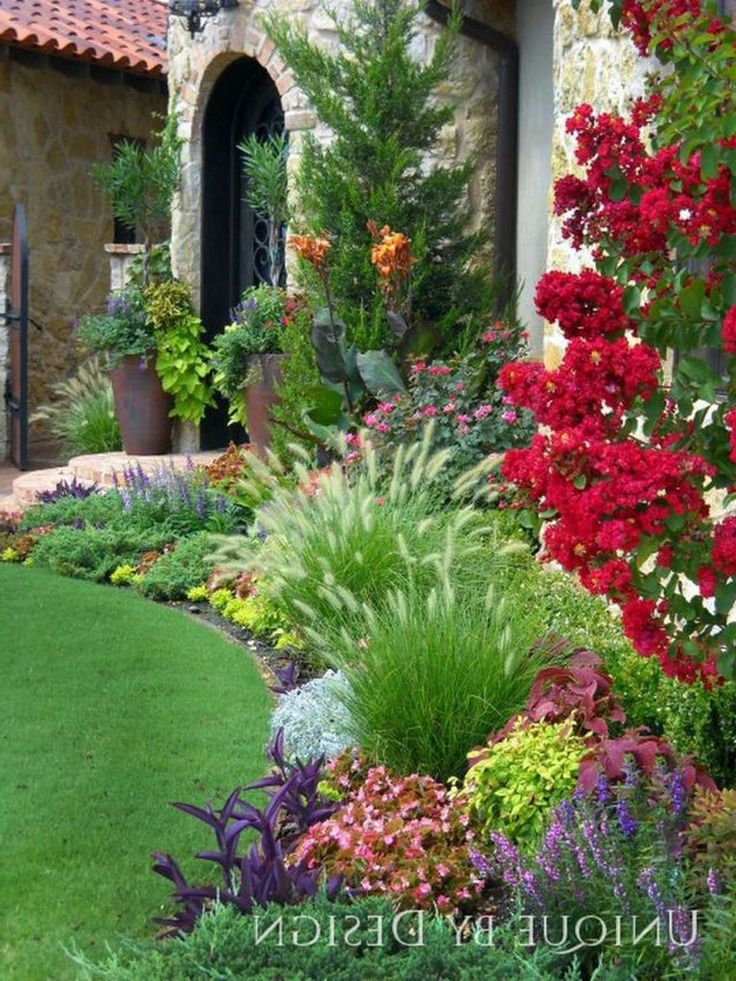 50+ Handsome Large Yard Landscaping Ideas – Alfred Richly