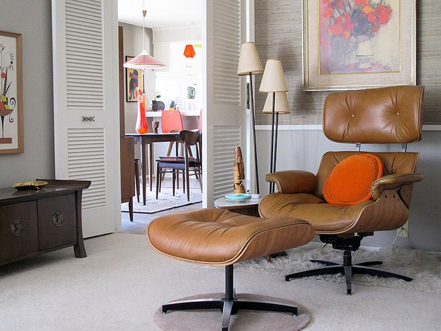 James Eames chair design love Pinterest Chairs