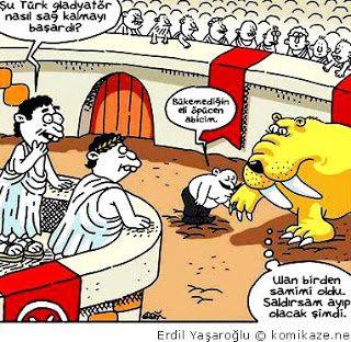 OĞUZ TOPOĞLU : şu Türk gladyatör nasıl kalmayı başardı