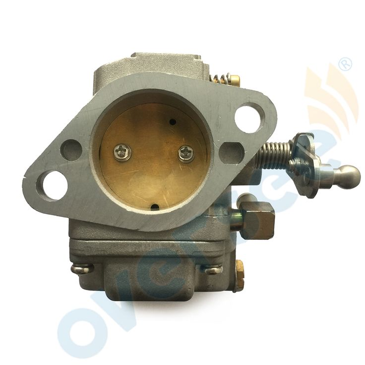 91.00$  Buy here - http://aixcu.worlditems.win/all/product.php?id=32800064266 - OVERSEE AFTERMARKET FIT MERCURY MARINE OUTBOARD 1999-2006 40 HP TOP CARBURETOR UP CARB 821854T4