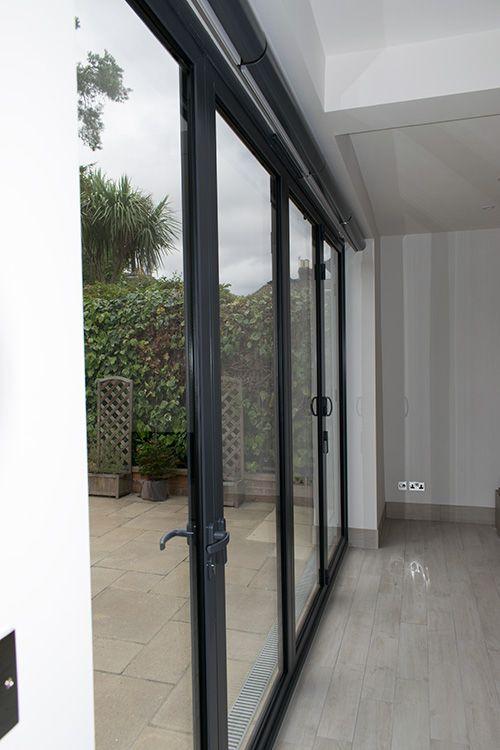 Origin Bifold doors windows and Masterdor installation north London - Enfield Windows & 56 best Bifold door installations images on Pinterest | Bifold ...